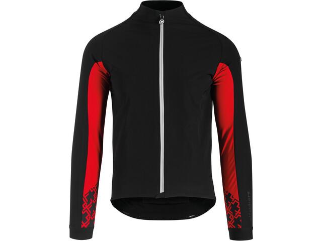 assos Mille GT Jacket Ultraz Winter Herre national red